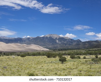 Grand Sand Dune National Park in Colorado.