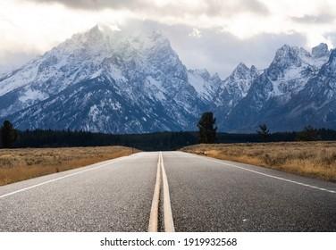 grand teton national park landscape photography