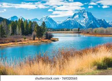 Grand Teton National Park, Wyoming, United States of America.