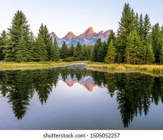 Grand Tetons National Park Jackson Wyoming