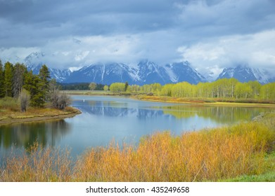 Grand Tetons and the Snake River