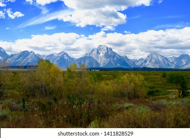 Grand Tetons Yellowstone National Park Wyoming