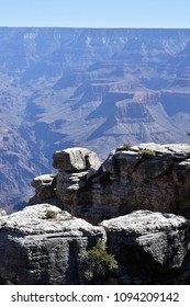 Grandeur Point at the Grand Canyon