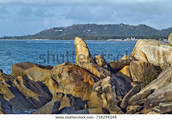 Milyen nagy a sziklák pénisz