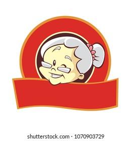 grandma logo company
