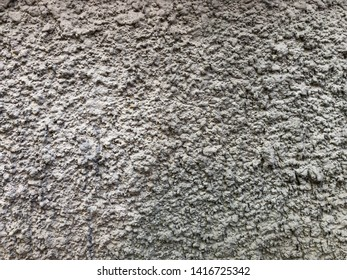 Grange abstract background of grey textured concrete crackled painted  wall