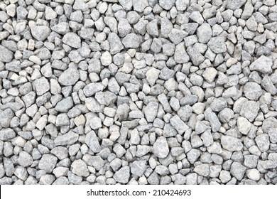 Granite gravel texture