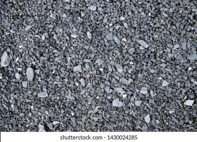 granite gravel texture,gravel background natural concept.