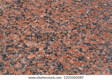Granite Rock Covered Lichen Many Colors Stock Photo Edit Now