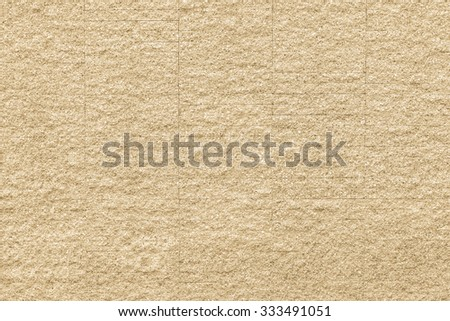 Granite Rock Stone Tile Wall Aged Texture Detailed Pattern Background In Light Yellow Beige Creme Cream