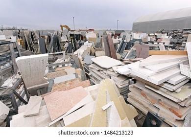 Granite Warehouse Images, Stock Photos & Vectors | Shutterstock