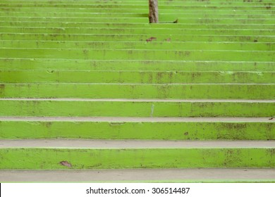 Granite stairs steps background, construction detail