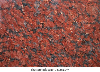 Granite texture, red granite texture