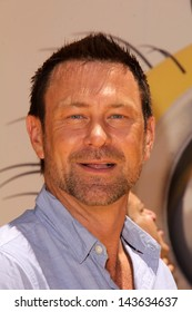 "Grant Bowler at the ""Despicable Me 2"" Los Angeles Premiere, Universal Citiwalk, Universal City, CA 06-22-13"
