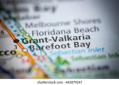 Grant-Valkaria. Florida. USA