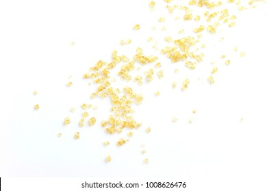 granulated sugar abstract background, sugarcane sugar, sugar, brown sugar cane abstract on white background, sugarcane (selective focus), sugarcane agriculture