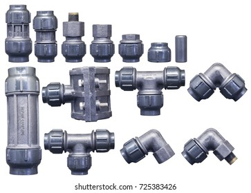 grap block fittings for waterworks,Polybutylene or PB