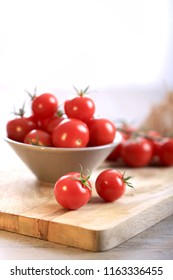 Grape or cherry tomatoes
