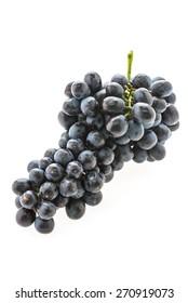 Grape fruit isolated on white background