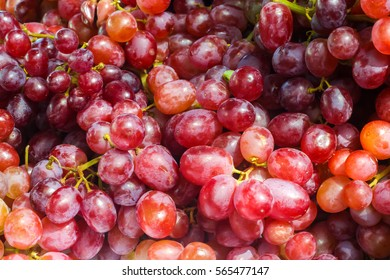 Grape fruit in market