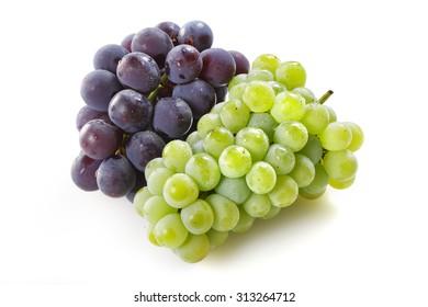 Grape  Green grapes