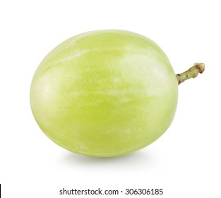 Grape isolated on white background. Clipping Path