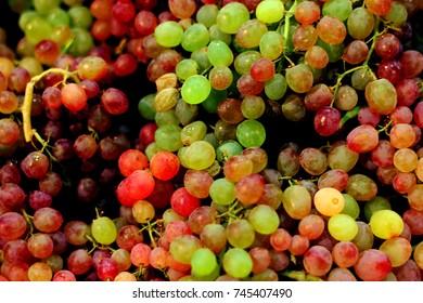 grape texture