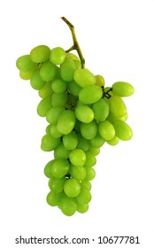 grape; vine; bunch; fruit; isolated