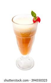 grapefruit cold cocktail
