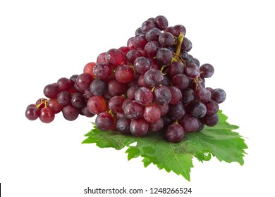 """Grapes are a type of fruit that grow in clusters of 15 to 300, and can be crimson, black, dark blue, yellow, green, orange, and pink. """"White"""" grapes are actually green in color, and are evolutionarily"""