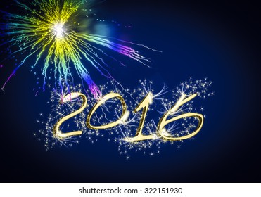 graphic 2016 new year card
