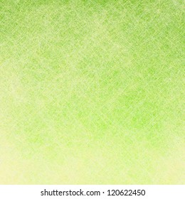 graphic art use as spring green background or frosty Christmas background with white, linen texture parchment canvas overlay, or bright lime green Easter background pastel color, for brochure poster