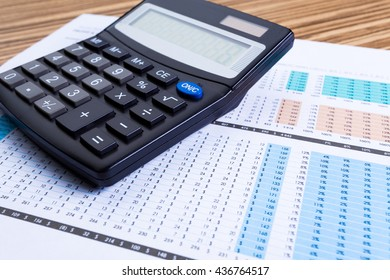 Graphs and Calculator