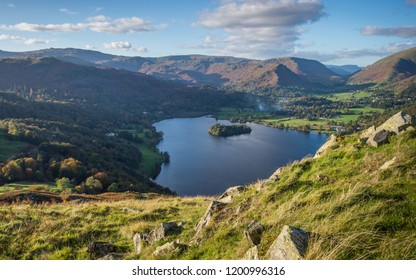 grasmere views, lake district