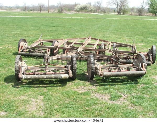 grass cutters
