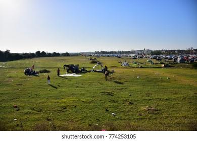 grass view in Turkey
