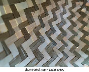 Grassroots woven pattern
