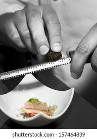 grating truffle