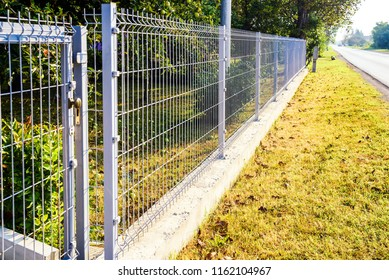 Fence Panel Images, Stock Photos & Vectors | Shutterstock