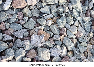 Gravel image for background or construction.