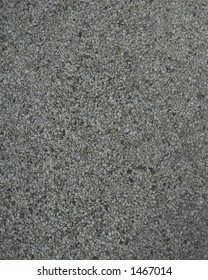 Gravel path close up