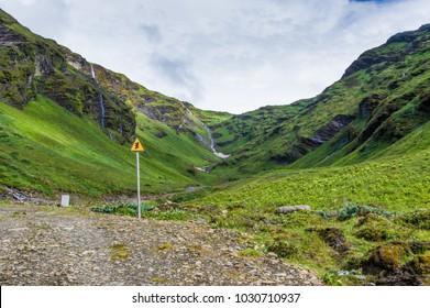 Gravel Road, Nyingchi, Narang Village, Nyingchi, Tibet