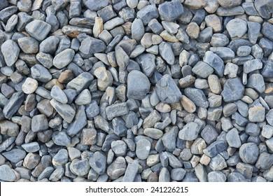 gravel stone background