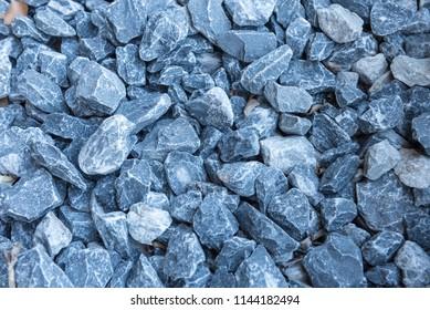 gravel stones background