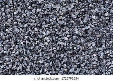 Gravel texture or gravel background for design. Real grunge texture background and small stone