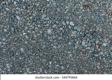 Gravel texture. Gravel background. Stones texture.