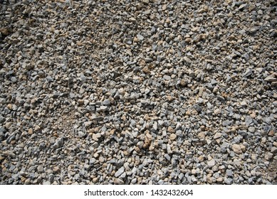 Gravel texture, can be used as a background