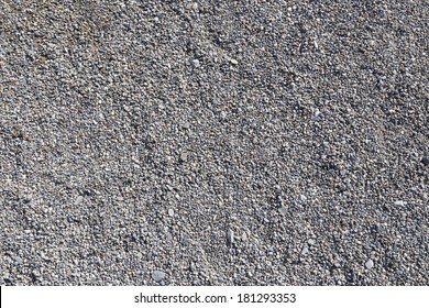 Gravel texture horizontal