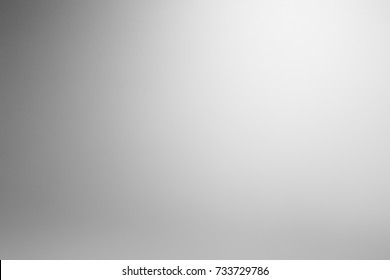 Gray background blurred light white gradient abstract texture studio backdrop