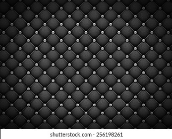 Gray background embroidered by pearl grid. Excellently is suitable both for web elements, display backgrounds, and for quality print.